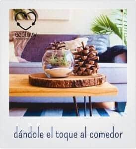 prueba decorar una casa con muebles de madera reciclada
