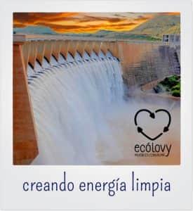 la energía hidroeléctrica o hidráulica son fuentes de energía limpia