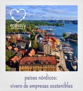 los países nórdicos son ejemplo en creación de empresa sostenible