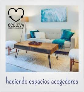 Ideas sobre cómo decorar un salón de casa con mesas de centro