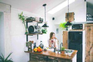 Muebles auxiliares de cocina para decorar tu casa