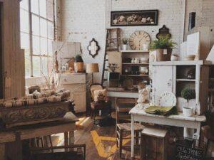 Los muebles reciclados son ideales para decorar una casa