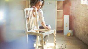 Reciclar muebles en casa para decorar una casa