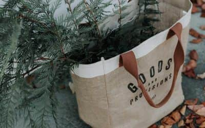 Bolsas de tela ecológicas: cuáles son sus beneficios