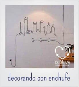 decorar el descansillo de una escalera con creatividad