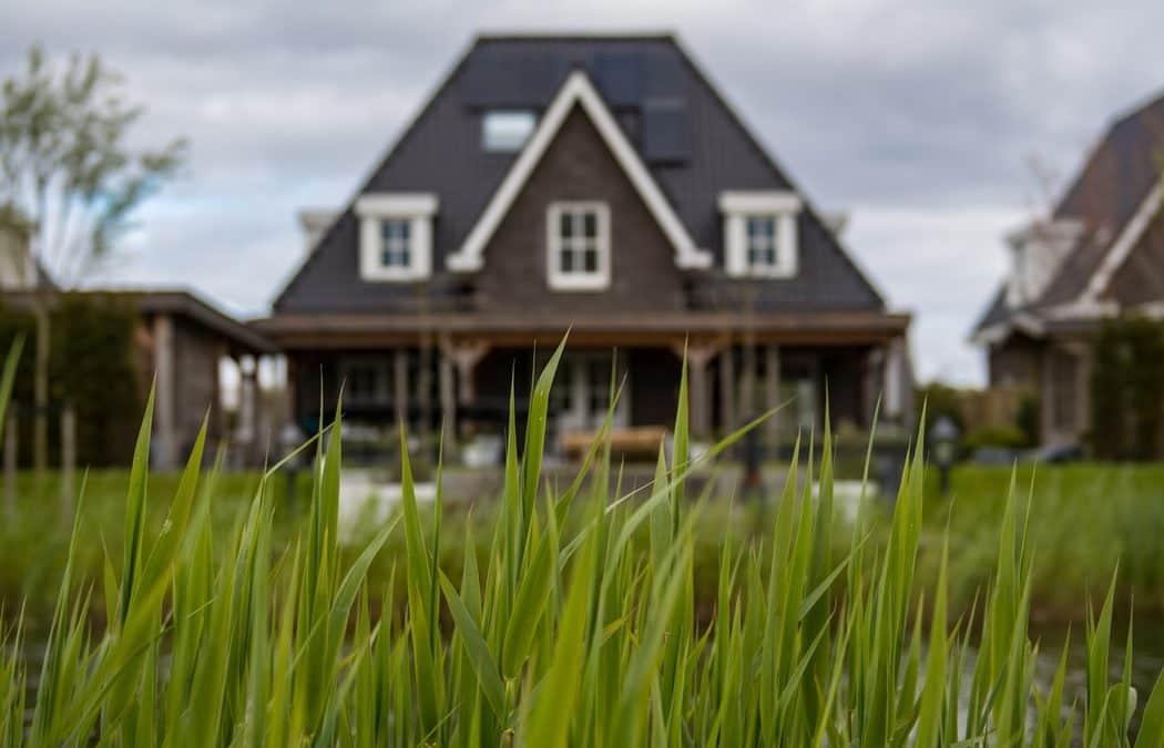 casa ecológica para beneficiar el medio ambiente
