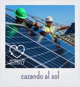 los paneles solares son parte de las fuentes de energía limpia