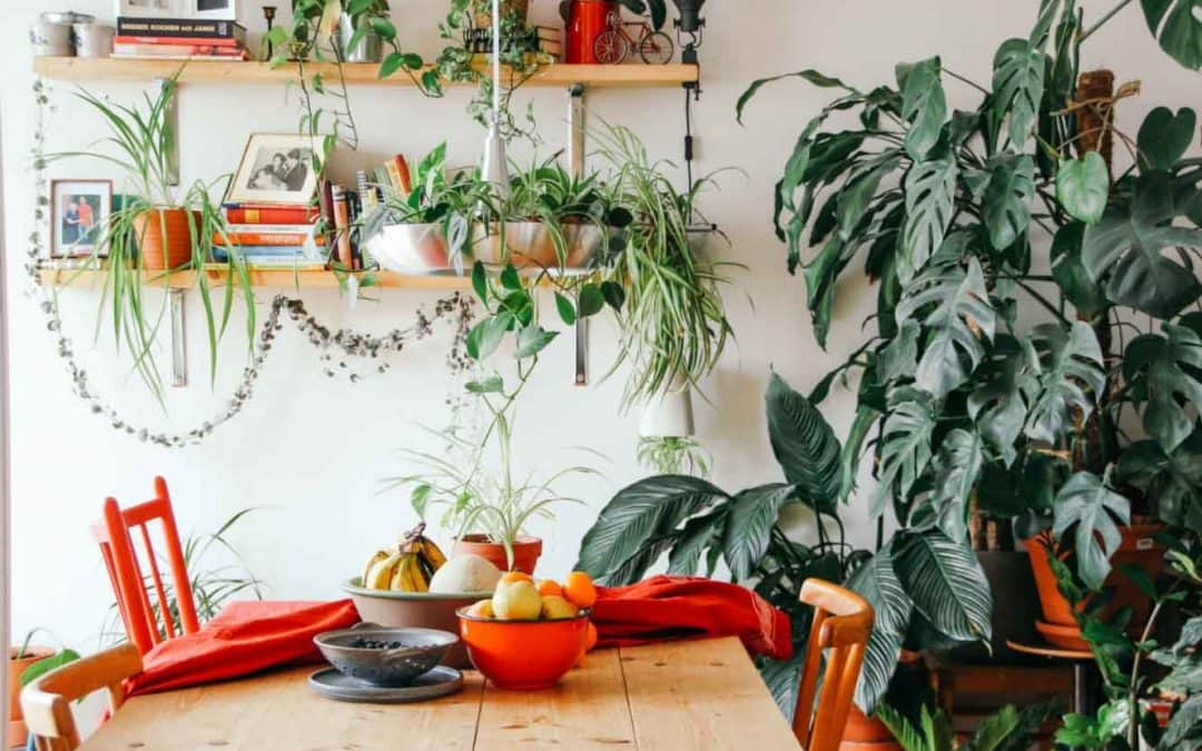 ideas para decorar una casa con reciclaje