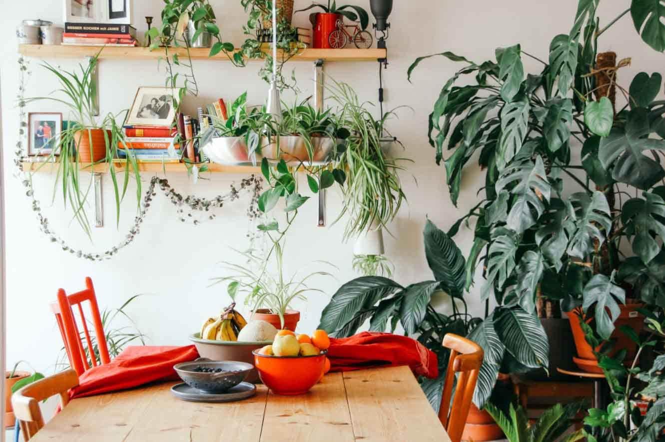 ideas para decorar una casa con reciclaje