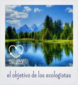algunos de los movimientos ecologistas españoles