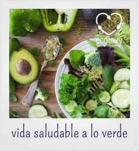 Frutas y verduras son muy importantes en una alimentación saludable
