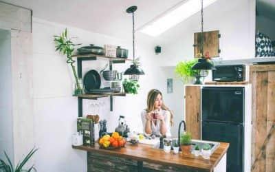 Muebles auxiliares de cocina: ideas tan buenas como baratas para darle un nuevo aire