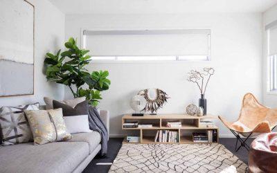 Decoración minimalista: la increíble magia de hacer que lo poco, sea mucho.